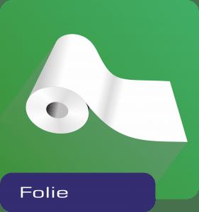 ikona - rolka folii